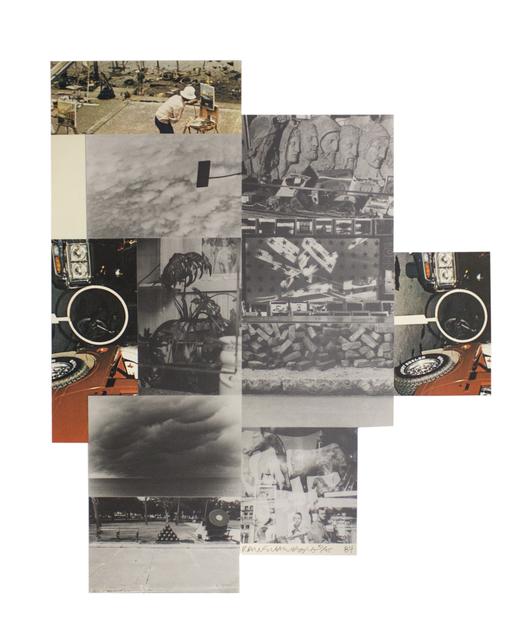 Robert Rauschenberg, 'Untitled', 1984, MOCA