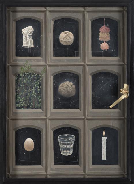 , 'Galeria de Insomnio II,' 2016, Isabel Croxatto Galería