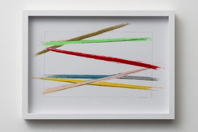 Giuliano Dal Molin, 'Senza titolo', 2015, Lia Rumma