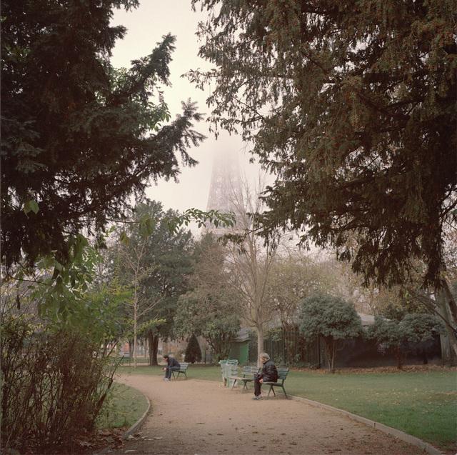 , 'Paris Fog I,' 2016, Oliver Sears Gallery