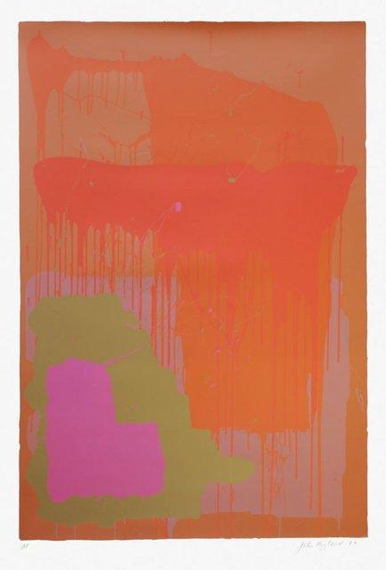 , '25.12.71,' 1972, Tanya Baxter Contemporary