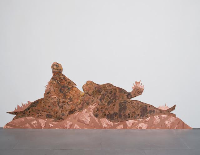 , 'Seals,' 2015, carlier | gebauer