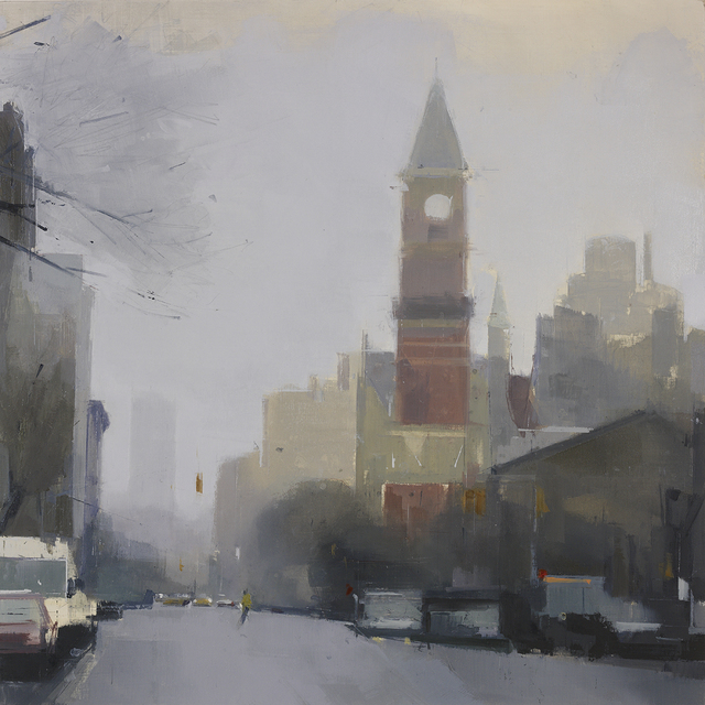, 'Jefferson Market Library,' 2012, Kathryn Markel Fine Arts