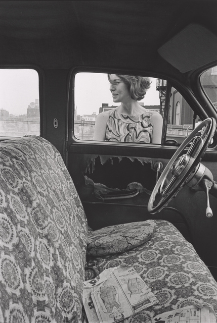 , 'Leslie, Downtown Knoxville,' 1967, de Young Museum