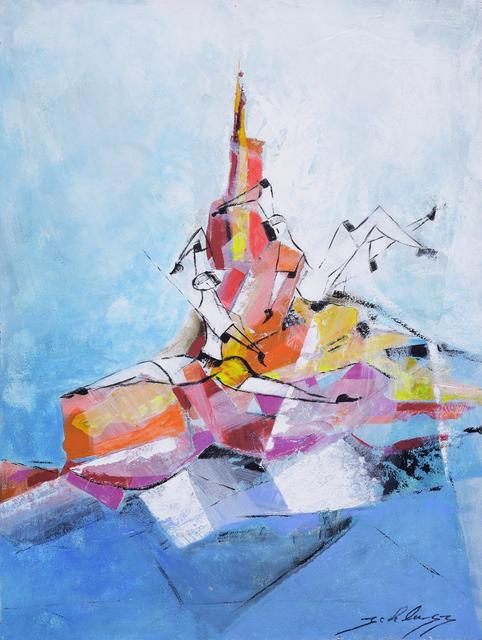 David Schluss, 'Songs Of Love And Joy', 2018, Blue Gallery