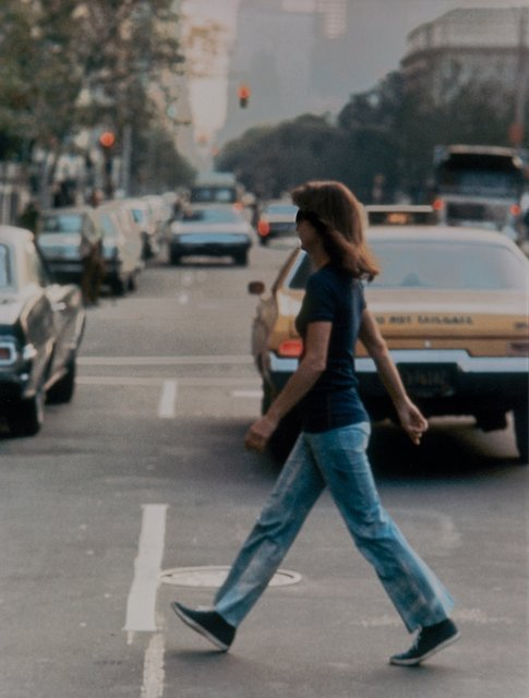 Ron Galella, 'Jackie Onassis Crossing 5th Avenue After One of Her Usual Walks', 1971-2007, Heritage Auctions