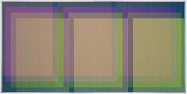 , 'PHYSICHROMIE 1912,' 2015, Galería Cayón