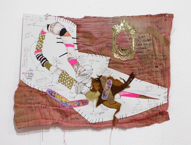 , 'Left Wrist Shank,' 2014, Nomad Gallery