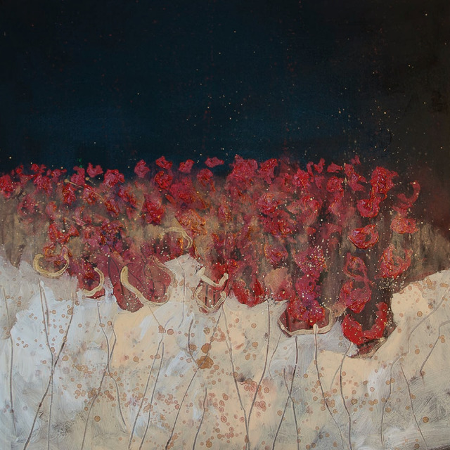 , 'Papaveri di notte,' 2016, Maddox Gallery
