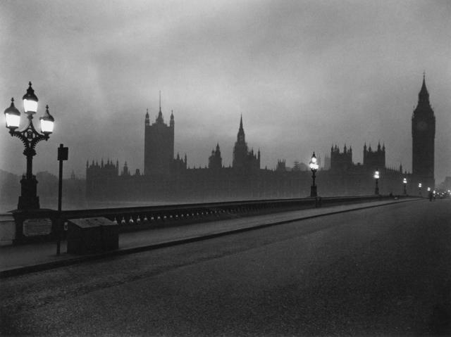 , 'Westminster Bridge, London,' 1962, ROSEGALLERY