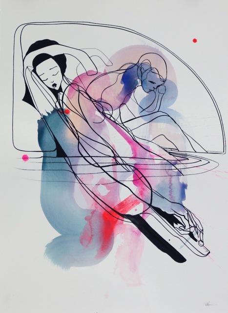 , 'Circuit Sea,' 2017, Die Kunstagentin