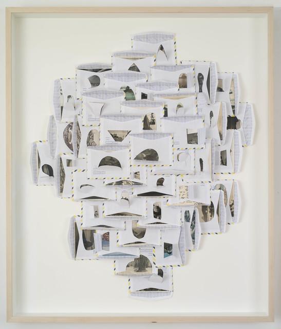 , 'Long Conversation,' 2017, Galerie Nathalie Obadia