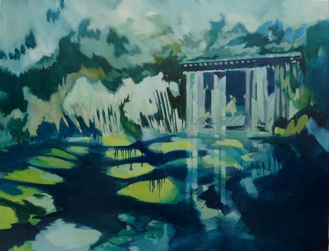 , 'La maison dans l'eau,' 2016, Virginie Barrou Planquart