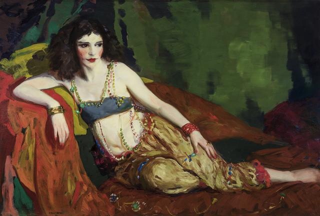 , 'Dancer of Delhi (Betalo Rubino),' ca. 1916, Hirschl & Adler Modern