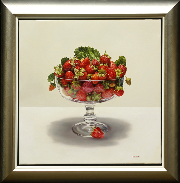 , 'Strawberry Delight,' 2017, Gallery 901