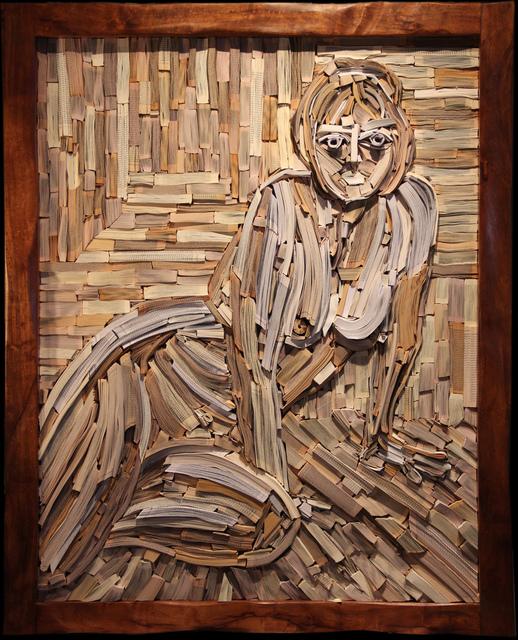 , 'Laura,' 2016, Allouche Gallery