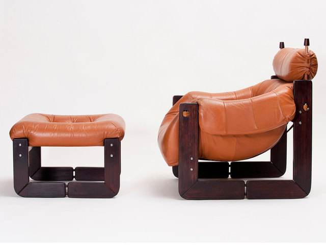 , 'Lounge Chair and Ottoman,' 1970, Patrick Parrish Gallery