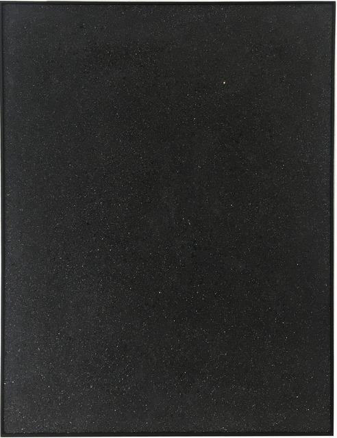 , 'El negro 3424,' 2018, Galeria Enrique Guerrero