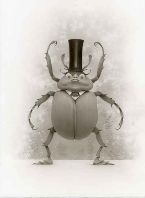 , 'Top Hat Insect Goblin,' 2018, Haven Gallery