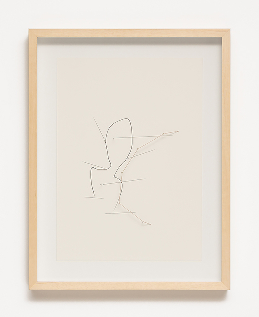 , 'Max Ernest II,' 2015, Galeria Raquel Arnaud