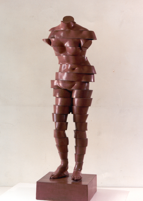 , 'Rondelles de belle,' 1994, Galleria d'Arte Maggiore G.A.M.