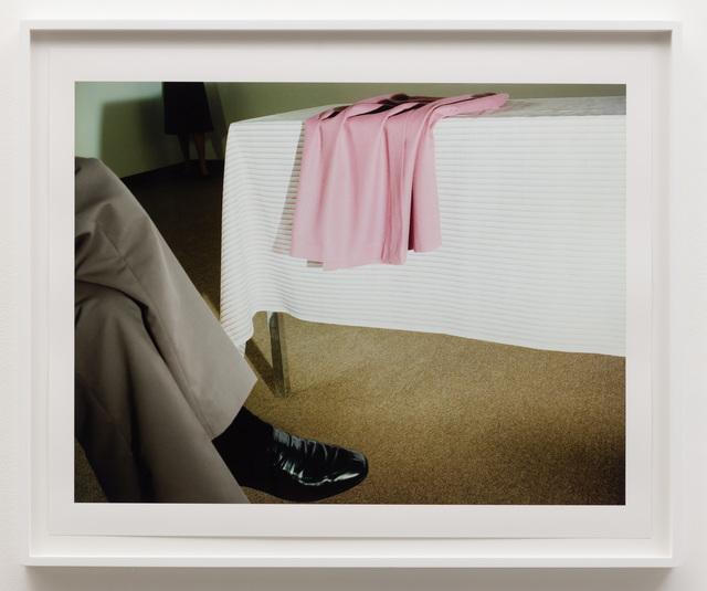 , 'Man with Black Shoe,' 1979, Anat Ebgi