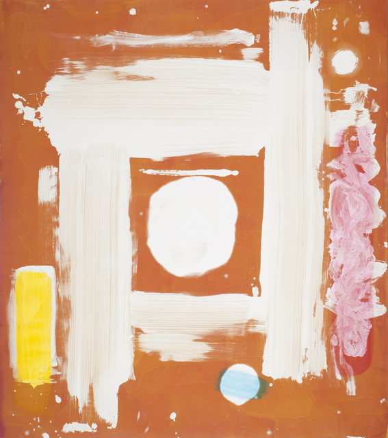 , 'Mandarin Sigh,' 1998, Berry Campbell Gallery