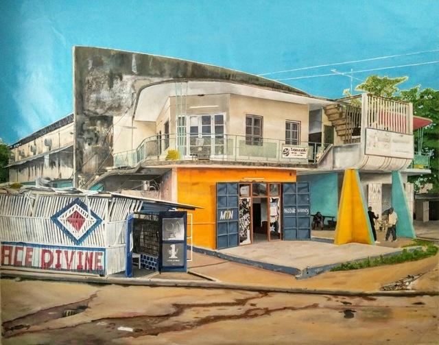 , 'Rivoli, Dabou,' 2017, Galerie Cécile Fakhoury - Abidjan