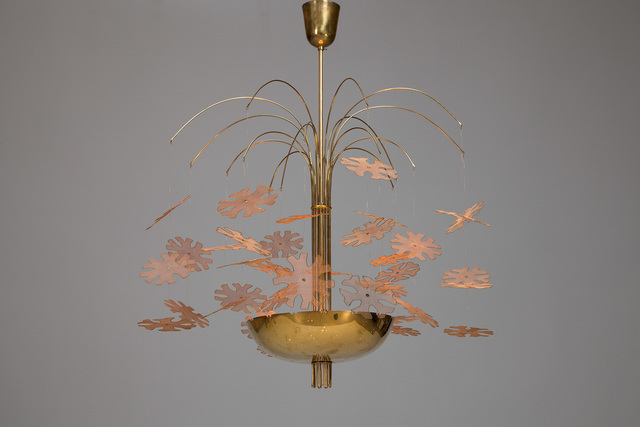 , 'Rare 'Snowflake' Chandelier, model no. 9041, from the 'Fantasia' Series,' ca. 1948, Jacksons