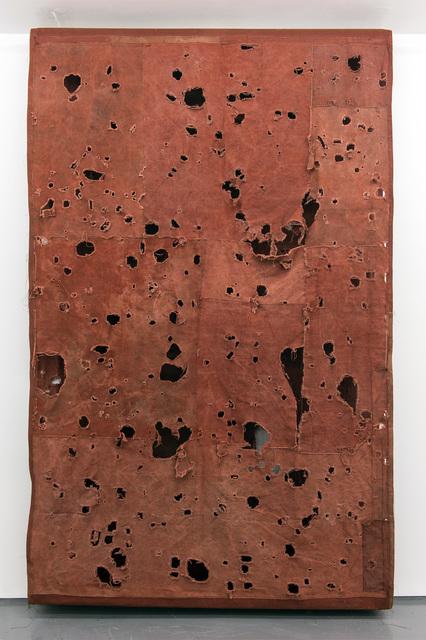 Simon Callery, 'Flat Painting Bodfari 14/15 Ferrous ', KANT