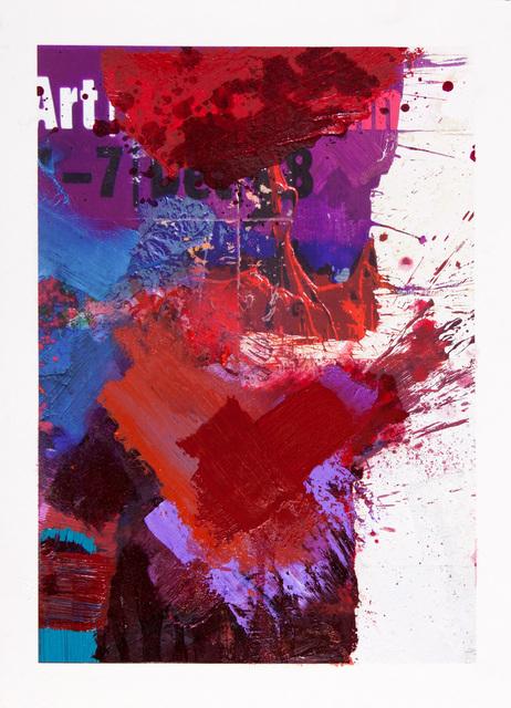 , 'Readymade Painting #5,' 2018, Artig Gallery