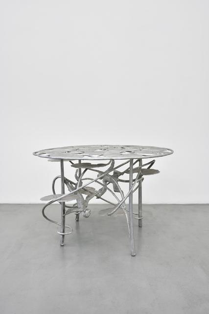 , 'Table Lotus et singes,' 2007, Galerie Mitterrand