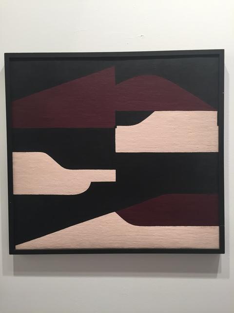 Victor Vasarely, 'karsi', 1952, Galerie Denise René