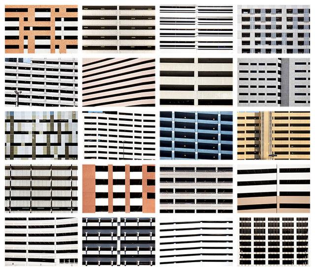 Ben Marcin, 'Untitled (Twenty Parking Garages)', 2010-2014, C. Grimaldis Gallery