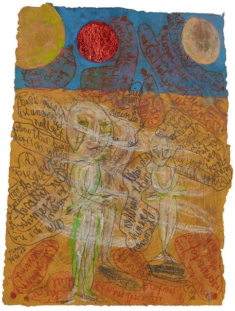 , 'Kosmischer Dialog (Cosmic Dialog),' 2016, Cavin Morris Gallery