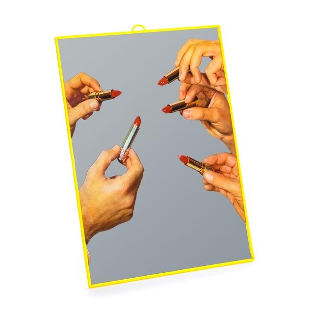 Toilet Paper, 'Lipsticks Specchio', Collezionando Gallery
