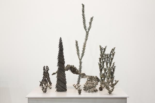 , 'Récif, Extrait 5a,' 2018, CHOI&LAGER