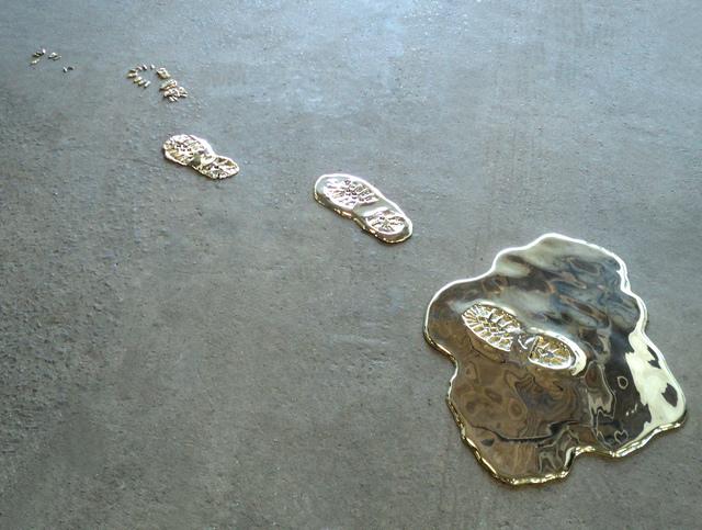 , 'O Pintor,' 2011, Athena Contemporânea
