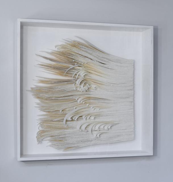 Angela Glajcar, 'Paperwall 2018-002', 2018, Joerg Heitsch Gallery