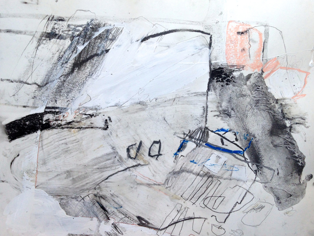 , 'Snow Shield,' 2014, The Road Gallery