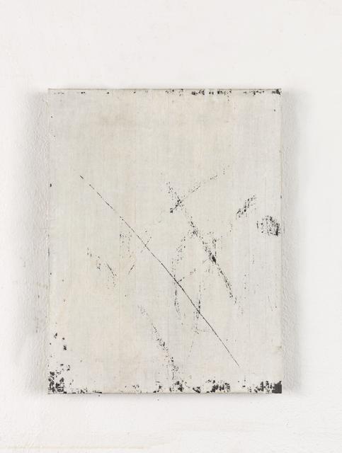 , 'Das Licht wäre mollig und die Luft nicht mehr grell (K. Wecker),' 2013, Wentrup