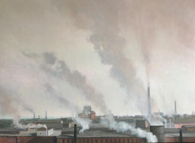 , 'Fums i núvols ,' 2017, Sala Parés