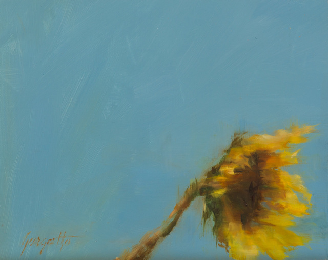 , 'In the Breeze Study #1,' 2018, Abend Gallery