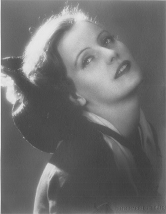 Ruth Harriet Louise, 'Greta Garbo, The Torrent', 1925, Staley-Wise Gallery