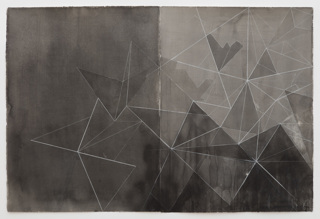 , 'Descent,' 2017, Sears-Peyton Gallery