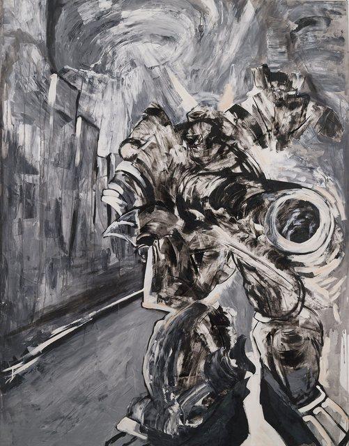 , 'Fuentes de Movimiento,' 2007, Galeria L