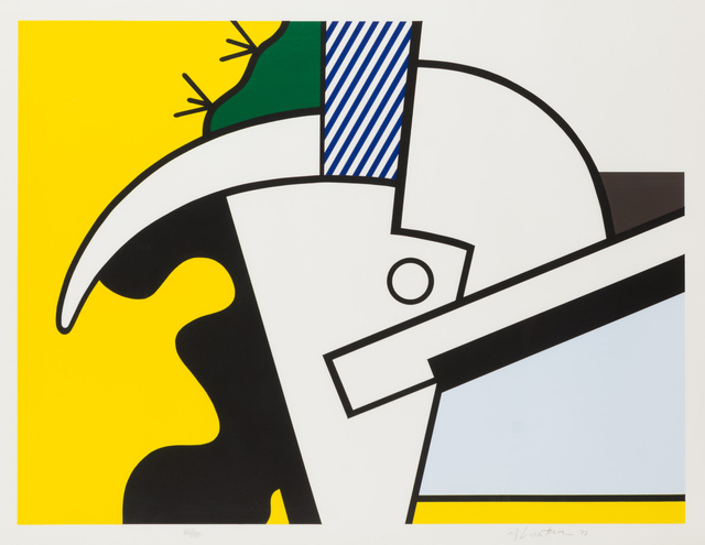 Roy Lichtenstein, 'Bull Head II', 1973, Christopher-Clark Fine Art