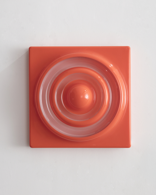 ", '""Ring"" wall or ceiling-mounted lamp. ,' 1969, R & Company"
