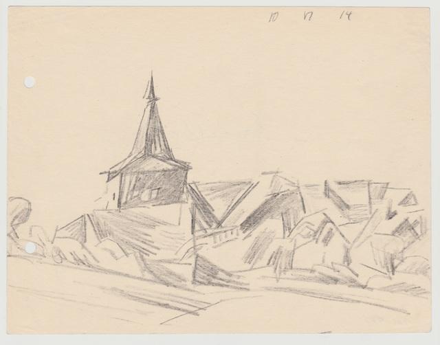 , 'Eichelborn,' 1914, Henze & Ketterer