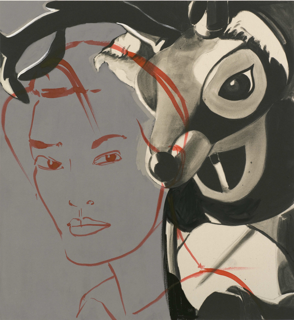 David Salle, 'Untitled,' 2013, Mana Contemporary